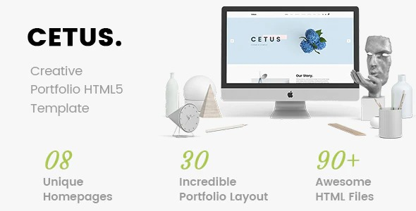 CETUS-Creative-Portfolio-HTML5-Template-Nulled-Download