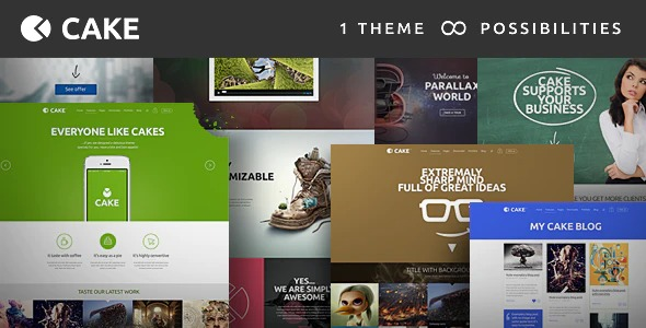 Cake-Responsive-Multi-Purpose-WordPress-Theme-Nulled-Download