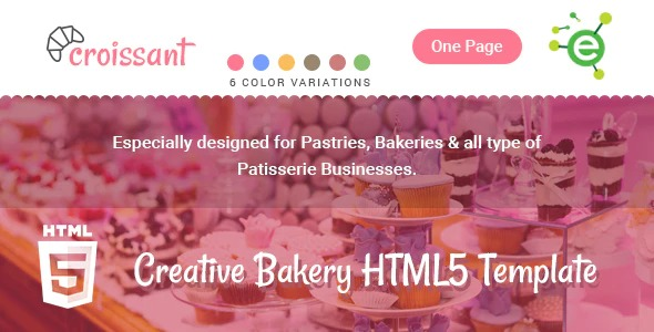 Croissant-Creative-Bakery-and-Pastry-Business-One-Page-HTML5-Template-Nulled-Download