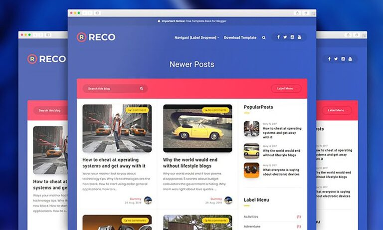 Reco-for-Blogger-Template-Premium-Nulled-Download