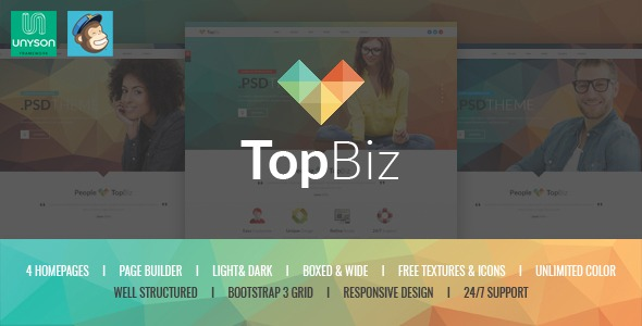 TopBiz-Responsive-Corporate-HTML5-Template-Nulled-Download