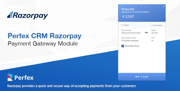 Razorpay-Payment-Gateway-for-Perfex-CRM-Nu7lled-Download