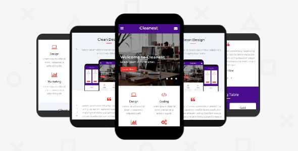 Cleanest-Mobile-Template-Nulled-Download