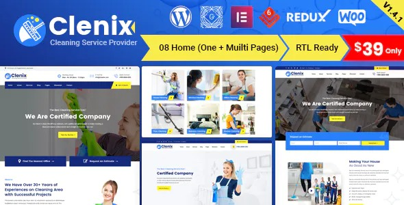 Clenix-Cleaning-Services-WordPress-Theme-Nulled-Download