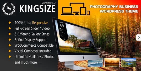 KingSize-Fullscreen-Photography-Theme-Nulled-Download