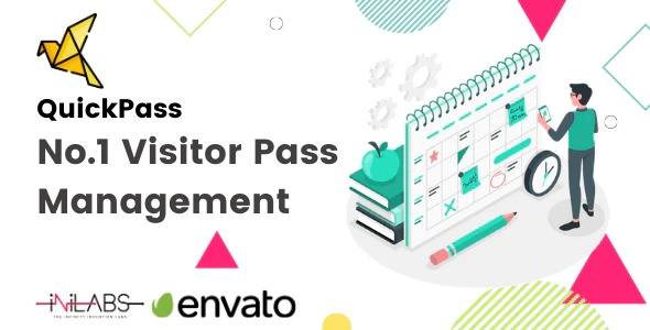 QuickPass-Visitor-Pass-Management-System-Nulled-download