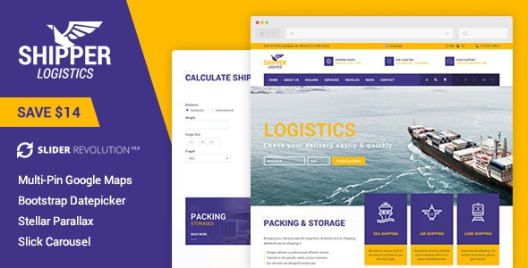 Shipper-Logistic-Transportation-HTML-Template-Nulled-Download