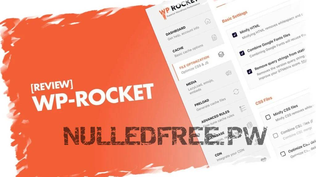 Free Download Wp Rocket Nulled