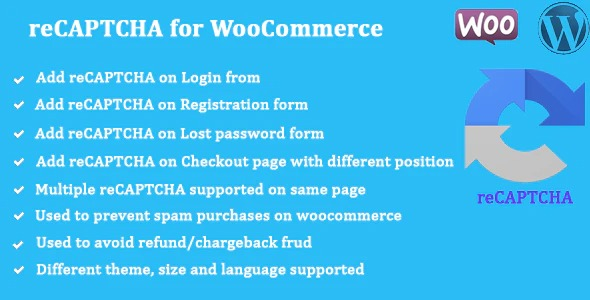 This image has an empty alt attribute; its file name is reCAPTCHA-for-WooCommerce-Nulled-Download.jpg