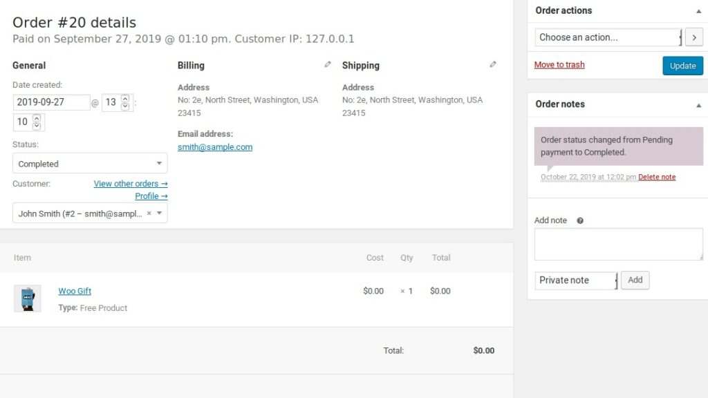 Free-Gifts-for-WooCommerce-Nulled-Download