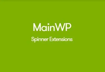 MainWP-Spinner-Nulled-Download