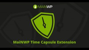 MainWP-Time-Capsule-Nulled-Download