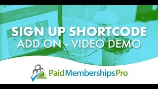 Paid-Memberships-Pro-Signup-Shortcode-Nulled-Download