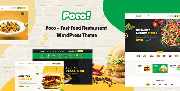 Poco-Fast-Food-Restaurant-WordPress-Theme-Nulled-Download