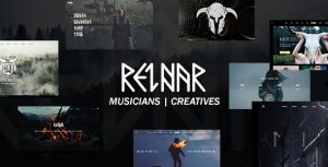 Reinar-A-Nordic-Inspired-Music-and-Creative-WordPress-Theme-Nulled-Download