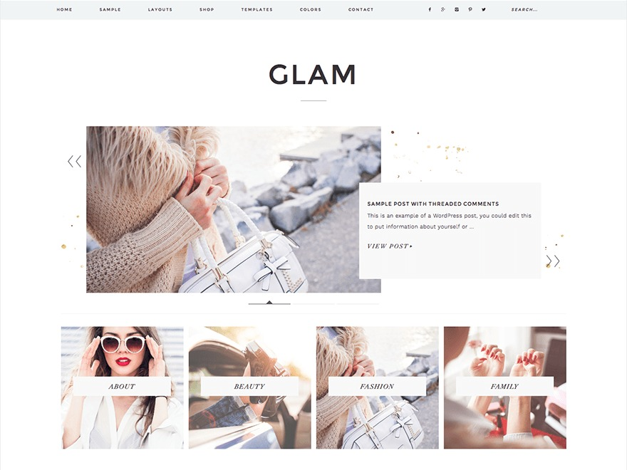 StudioPress-Glam-Pro-Genesis-Child-Theme-Nulled-Download