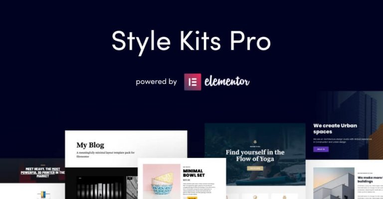 Style-Kits-Pro-Get-an-Unfair-Design-Advantage-in-Elementor-Nulled-Download