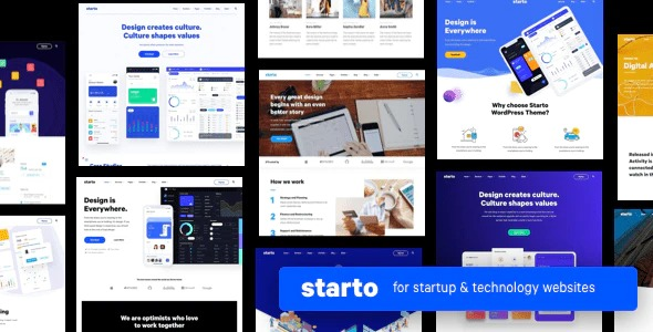 Starto-Software-Startup-Wordpress-Nulled-Download