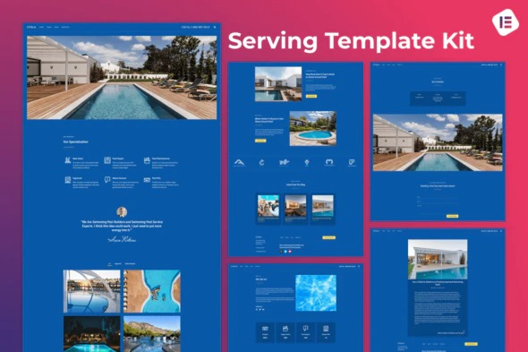 Citala-Swimming-Pool-Maintenance-Company-Elementor-Template-Kit-Nulled-Download