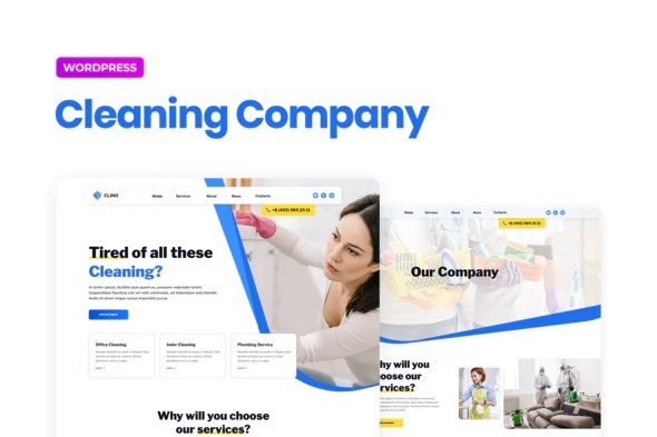 Clino-Cleaning-Business-Elementor-Template-Kit-Nulled-Download