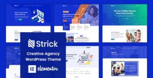 Strick-Creative-Agency-WordPress-Theme-Nulled-Download