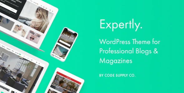 Expertly-WordPress-Blog-Magazine-Theme-for-Professional-Nulled-Download