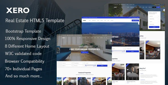 Xero-Real-Estate-HTML-Template-Nulled-Download