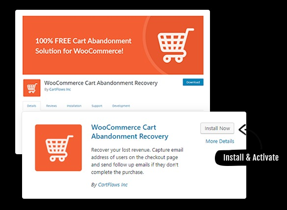 CartFlows-WooCommerce-Cart-Abandonment-Recovery-Nulled-Download