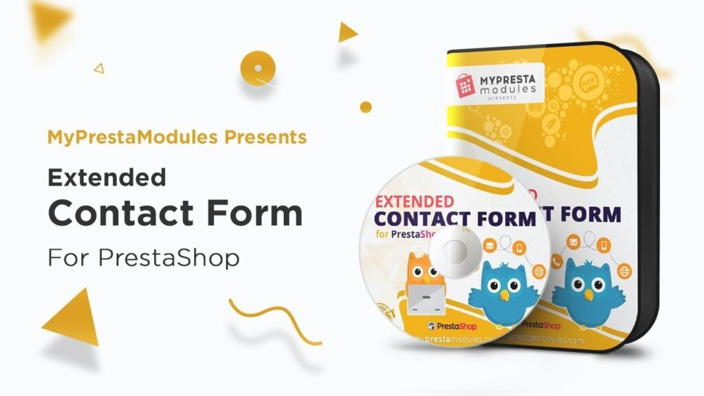 Extended-Contact-Form-Module-PrestaShop-Nulled-Download