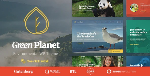 Green-Planet-Ecology-Environment-WordPress-Theme-Nulled-Download