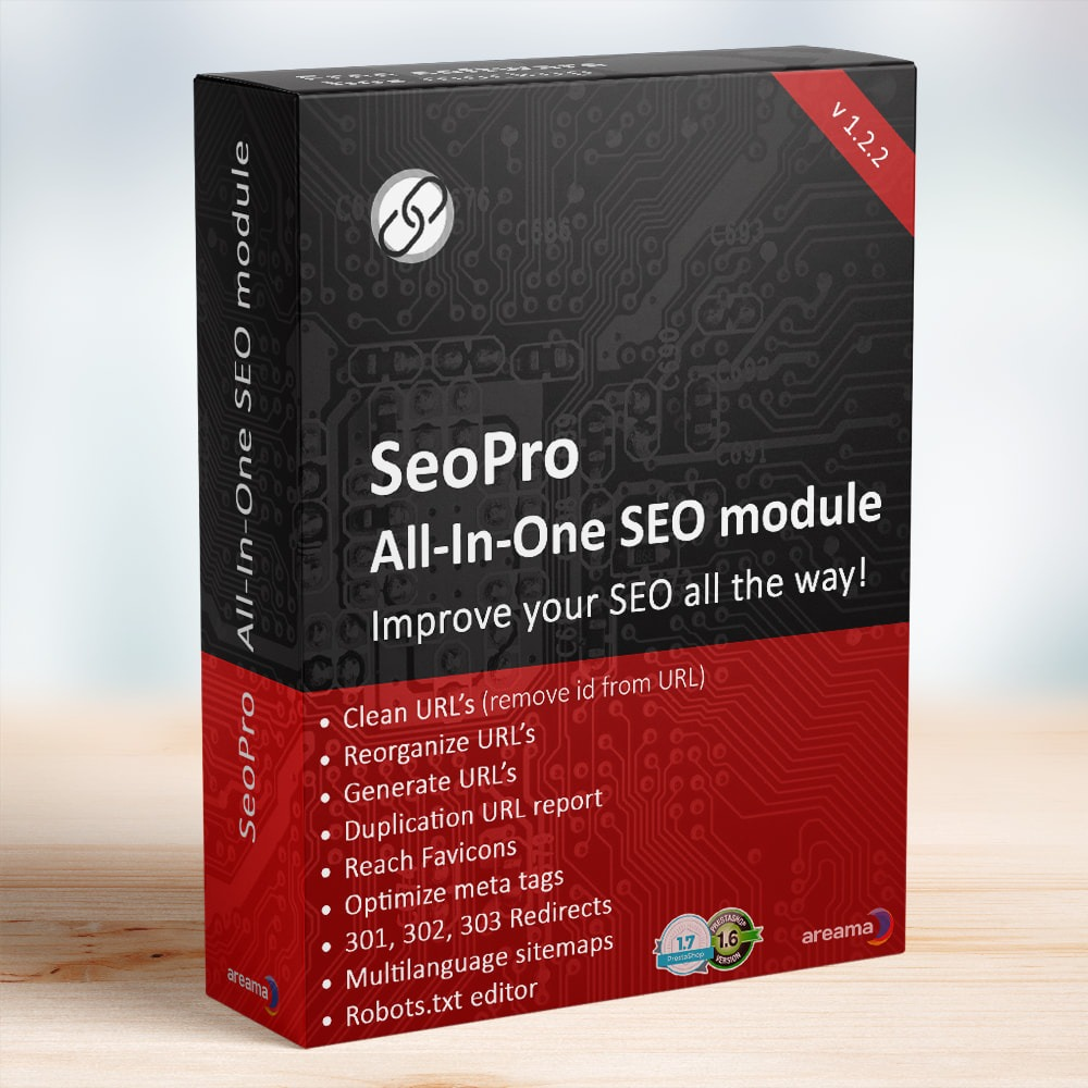seo-pro-all-in-one-url-cleaner-redirects-sitemaps-PestaShop-Nulled-Download
