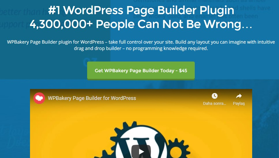 WpBakery Page Builder Nulled