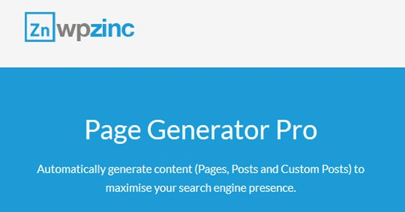 page-generators-pro-wordpress-page-builder-Nulled